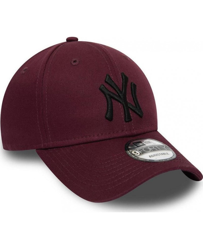 NEWERA GORRA GRANATE