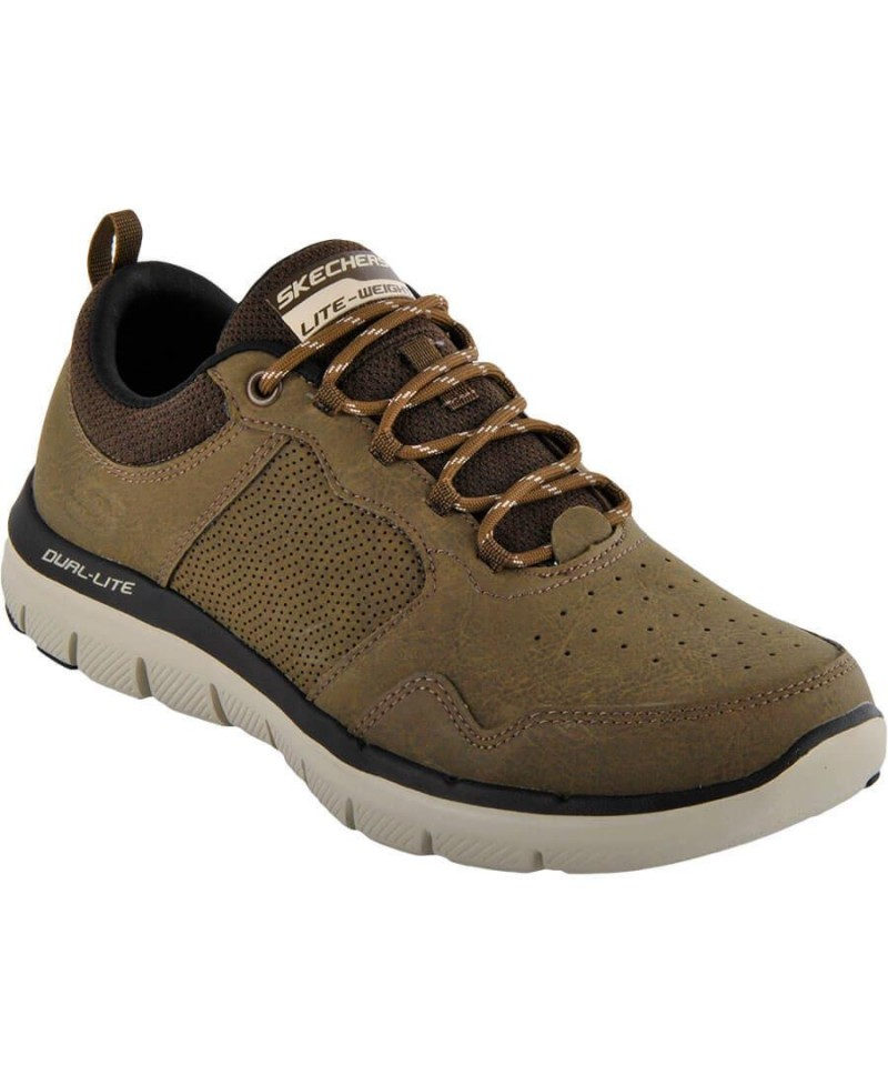 SKECHER CASUAL 52124 CHOCOLATE