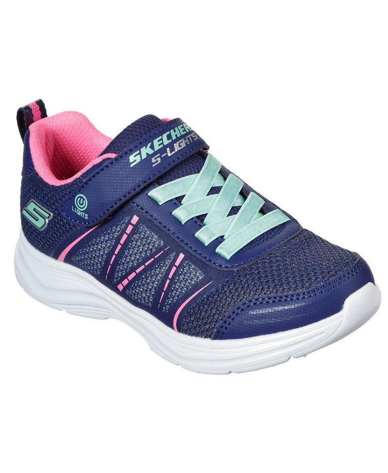 SKECHERS LUCES 302302 NVY