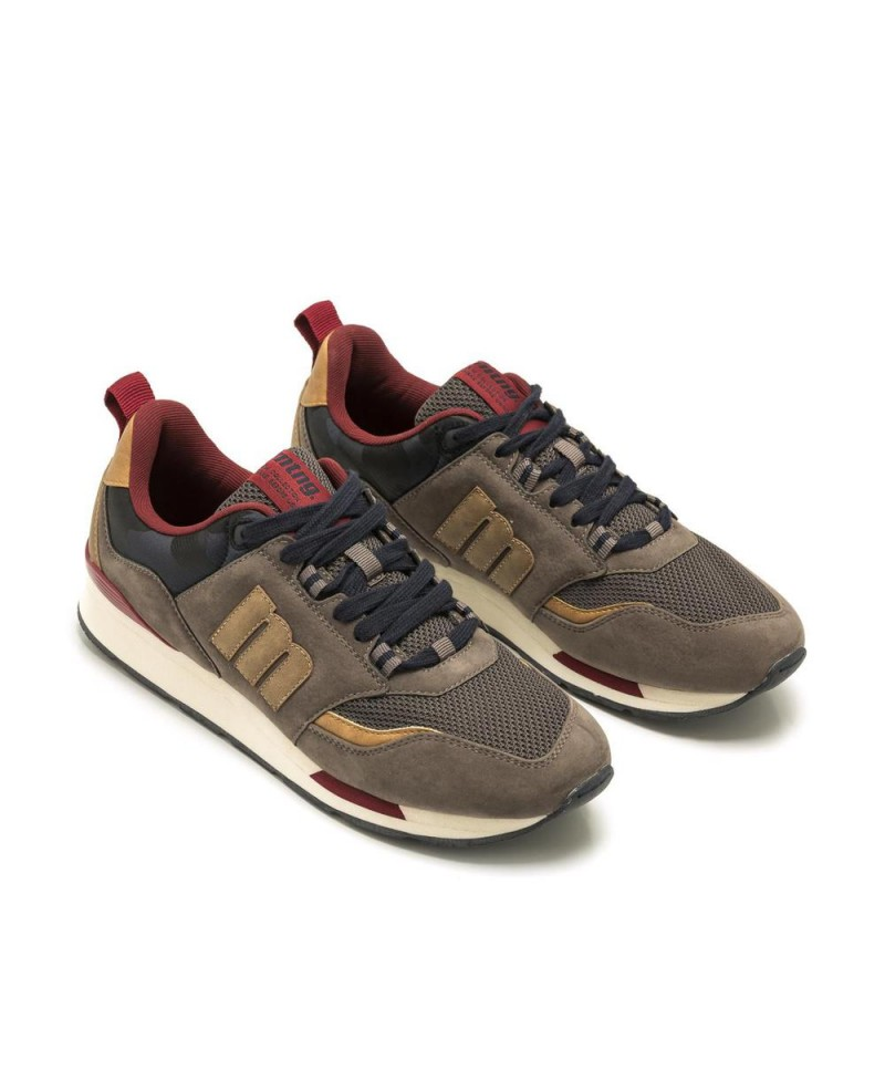 MUSTANG CASUAL TAUPE 84466