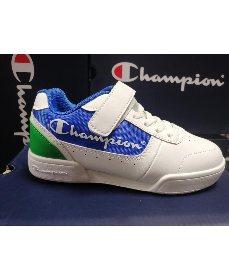 CHAMPION LOW CUT BLANCO S31924