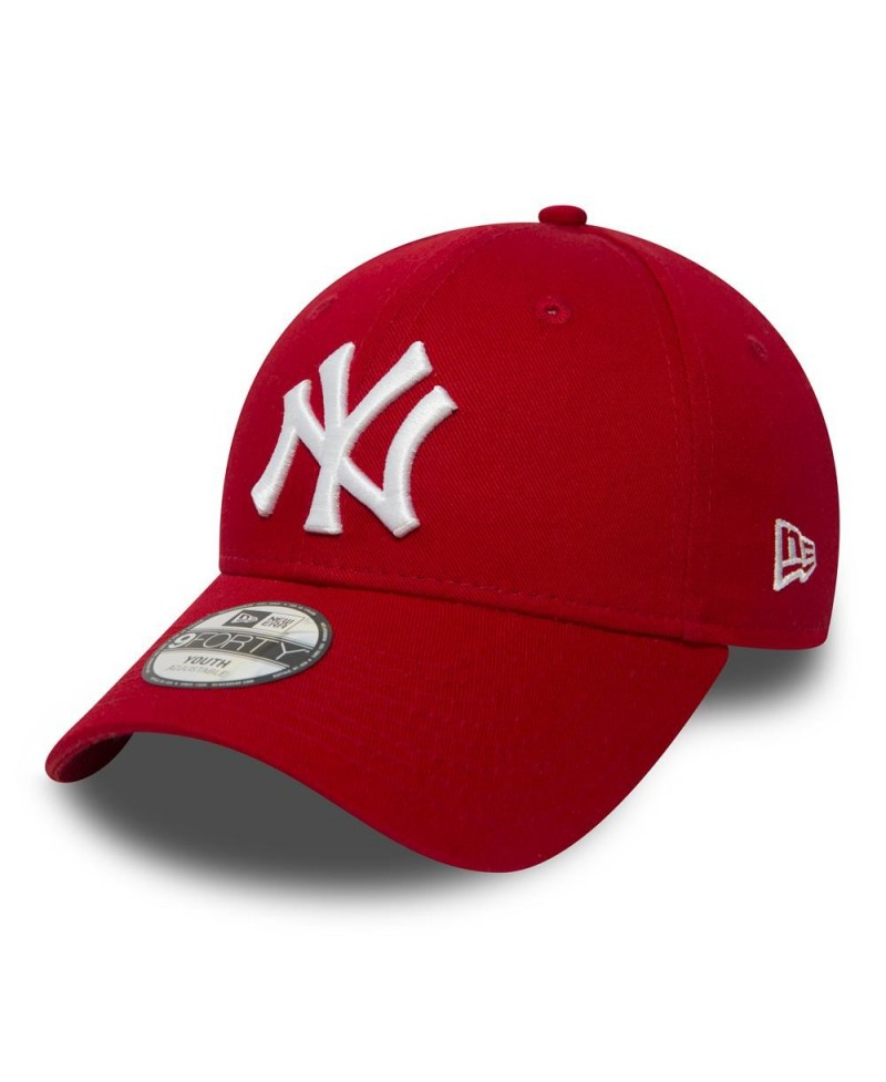 NEWERA GORRA ROJO JUNIOR